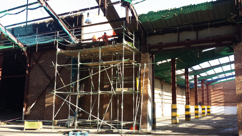 safety netting in london