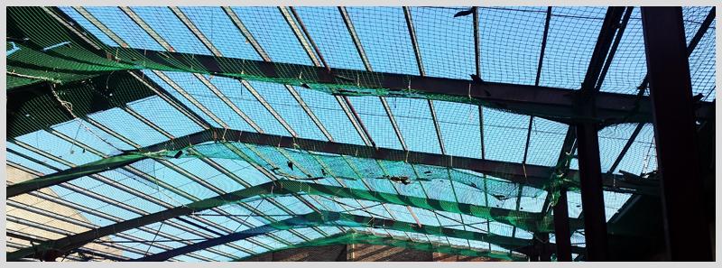 safety netting london